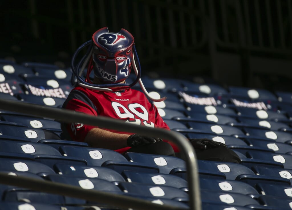 Houston Texans fans are major losing in J.J. Watt signing with the Texans