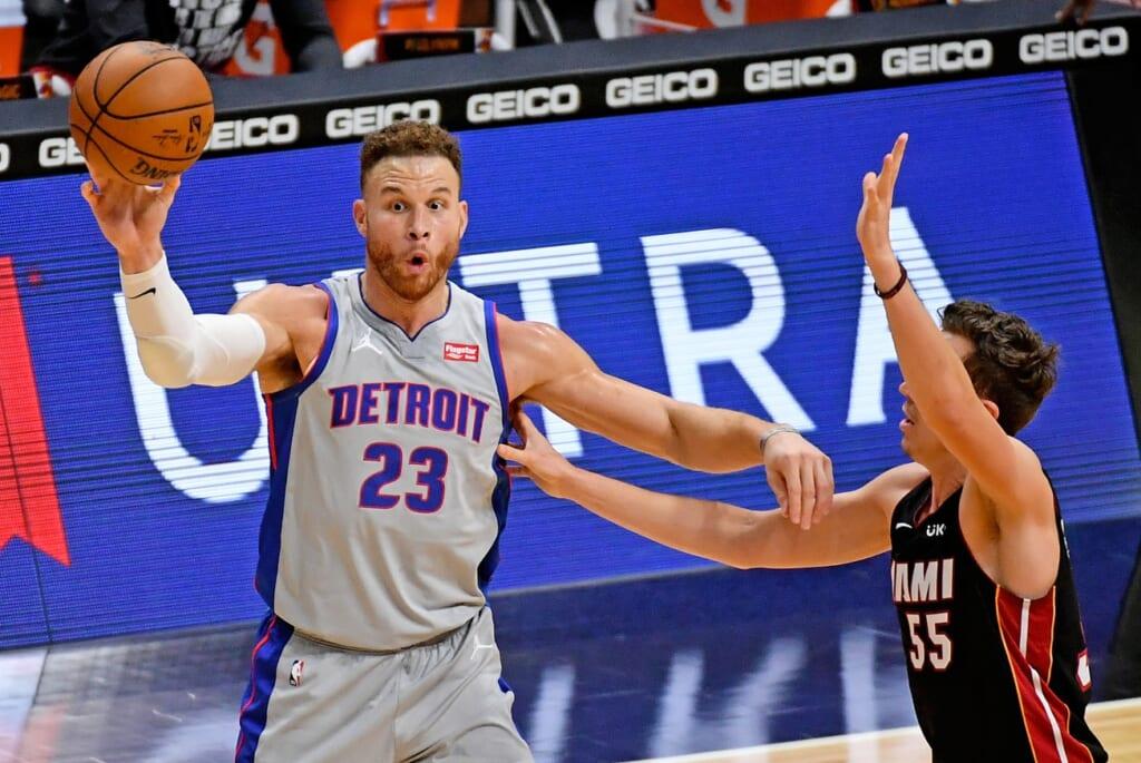Blake Griffin, Miami Heat