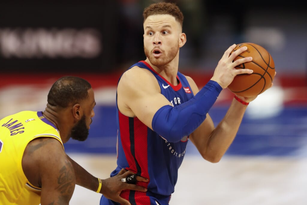 Blake Griffin, Los Angeles Lakers
