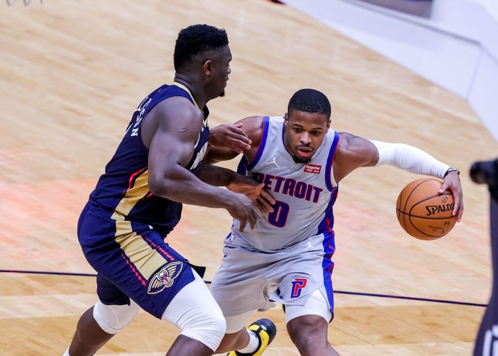 Warriors trade for Dennis Smith Jr.