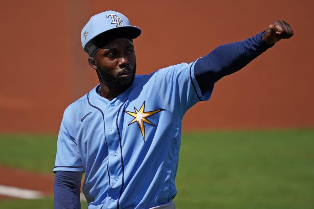 2021 MLB season: Randy Arozarena, Tampa Bay Rays