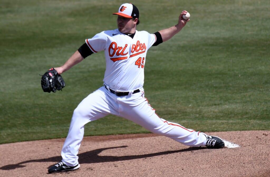 2021 MLB season: Keegan Akin, Baltimore Orioles