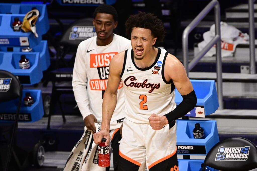 NBA Mock Draft: Cade Cunningham, Washington Wizards