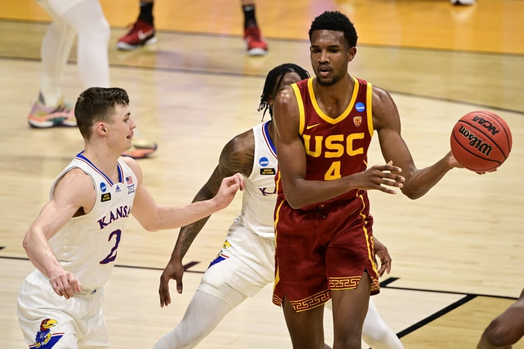 NBA Mock Draft: Evan Mobley, Orlando Magic