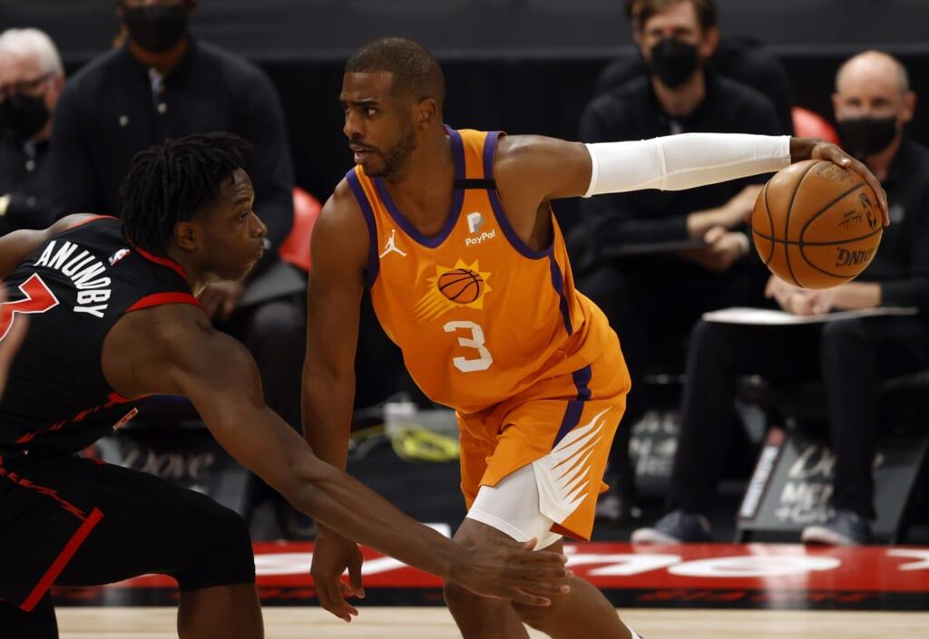 2021 NBA free agents: Chris Paul