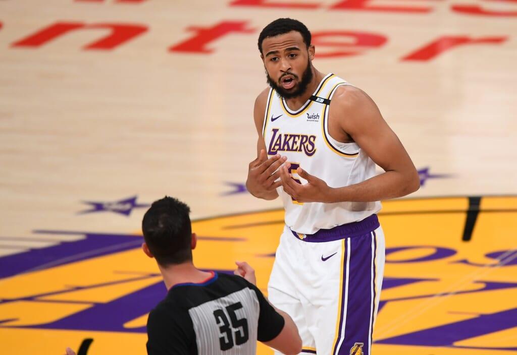 2021 NBA free agents: Talen Horton-Tucker