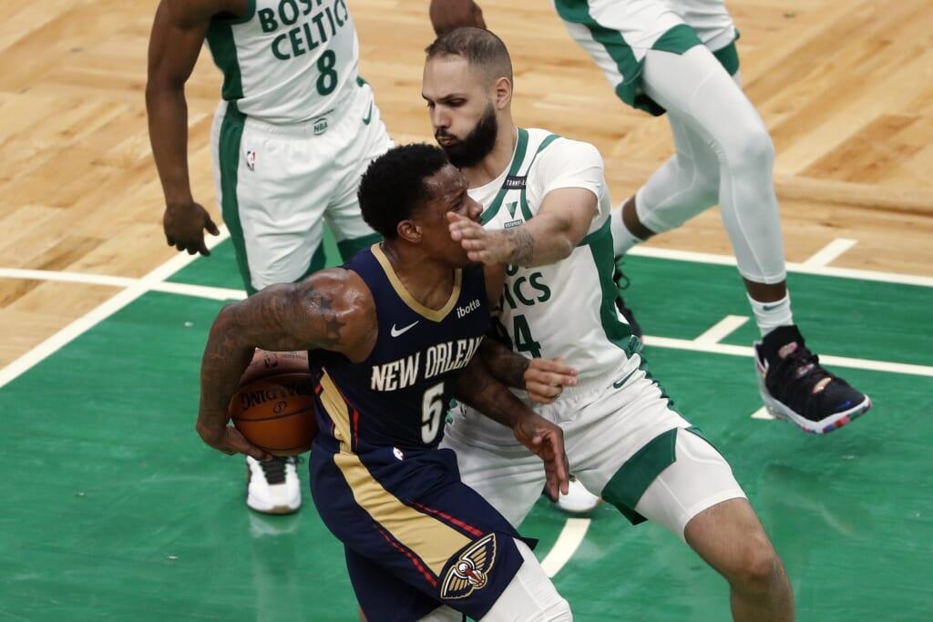 2021 NBA free agents: Evan Fournier