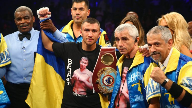 Lightweight Boxing Rankings: Best Lightweight Division Boxers Today