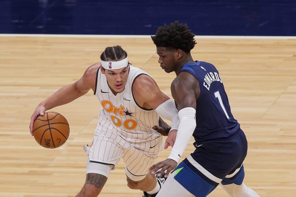 NBA trade rumors: Aaron Gordon