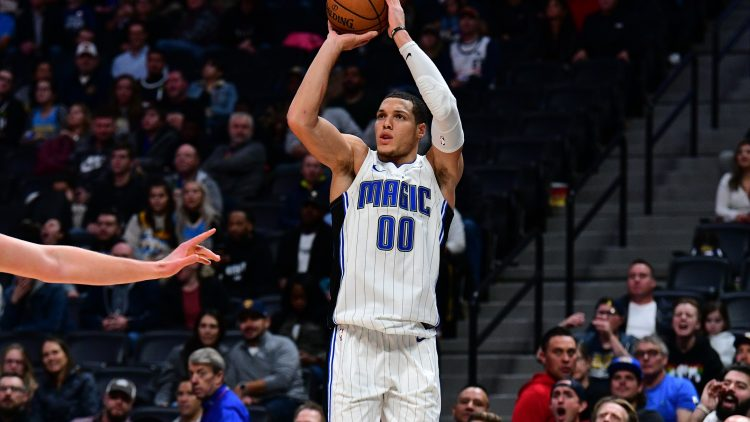 How an Aaron Gordon trade to the Denver Nuggets might look