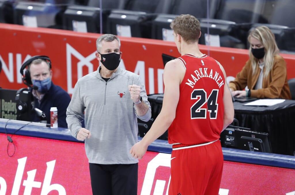 How Nikola Vucevic impacts Chicago Bulls