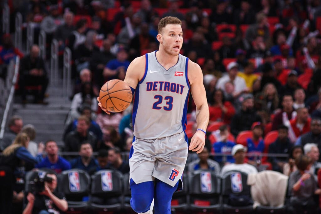 Breaking down Blake Griffin's possible free-agent destinations