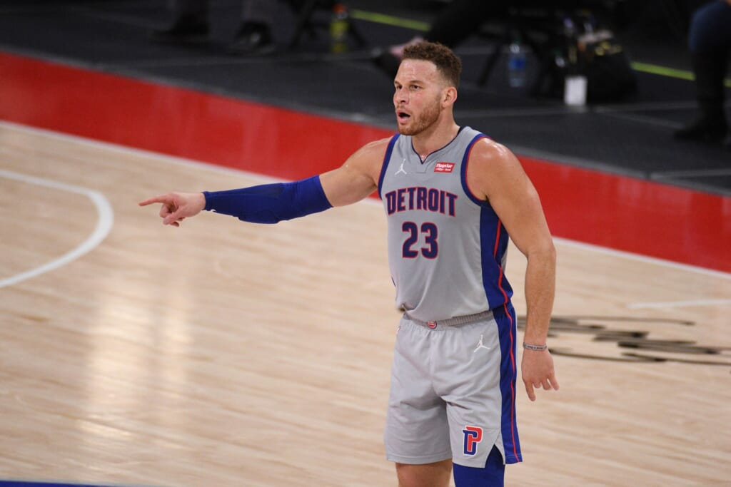 Brooklyn Nets NBA title favorites after signing Blake Griffin