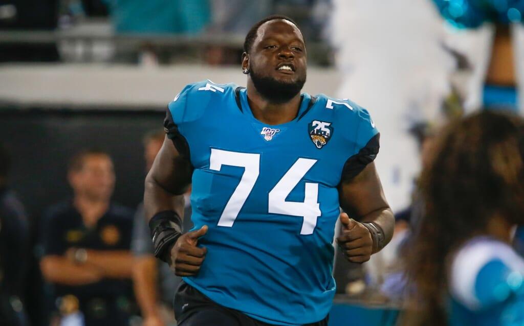 Jacksonville Jaguars shock NFL world with Cam Robinson franchise tag