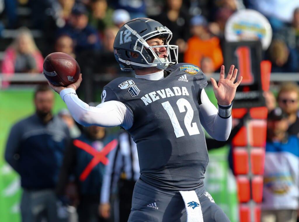 Top 10 college football quarterbacks entering the 2021 season: Carson Strong