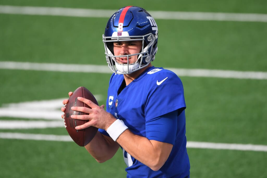 5 quarterbacks under most pressure after 2021 NFL Draft: Daniel Jones