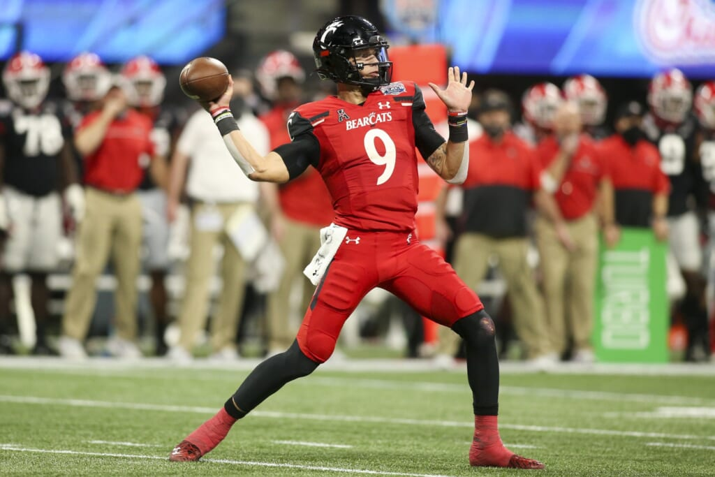 Top 10 college football quarterbacks entering the 2021 season: Desmond Ridder