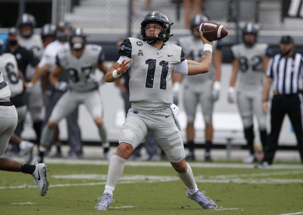 Top 10 college football quarterbacks entering the 2021 season: Dillon Gabriel