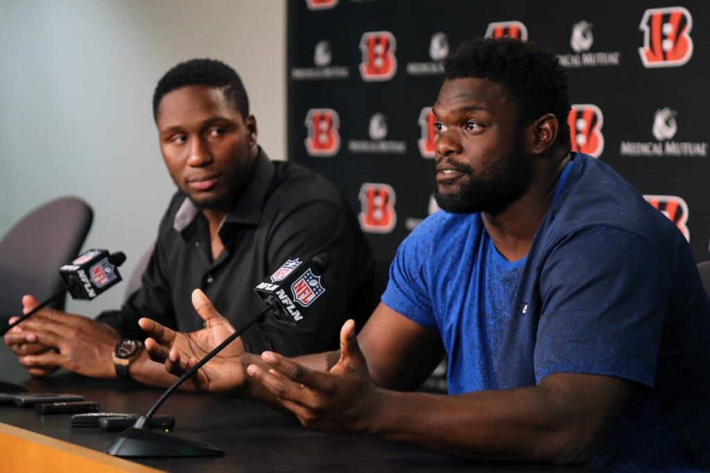Geno Atkins' release leaves huge hole in Bengals defense