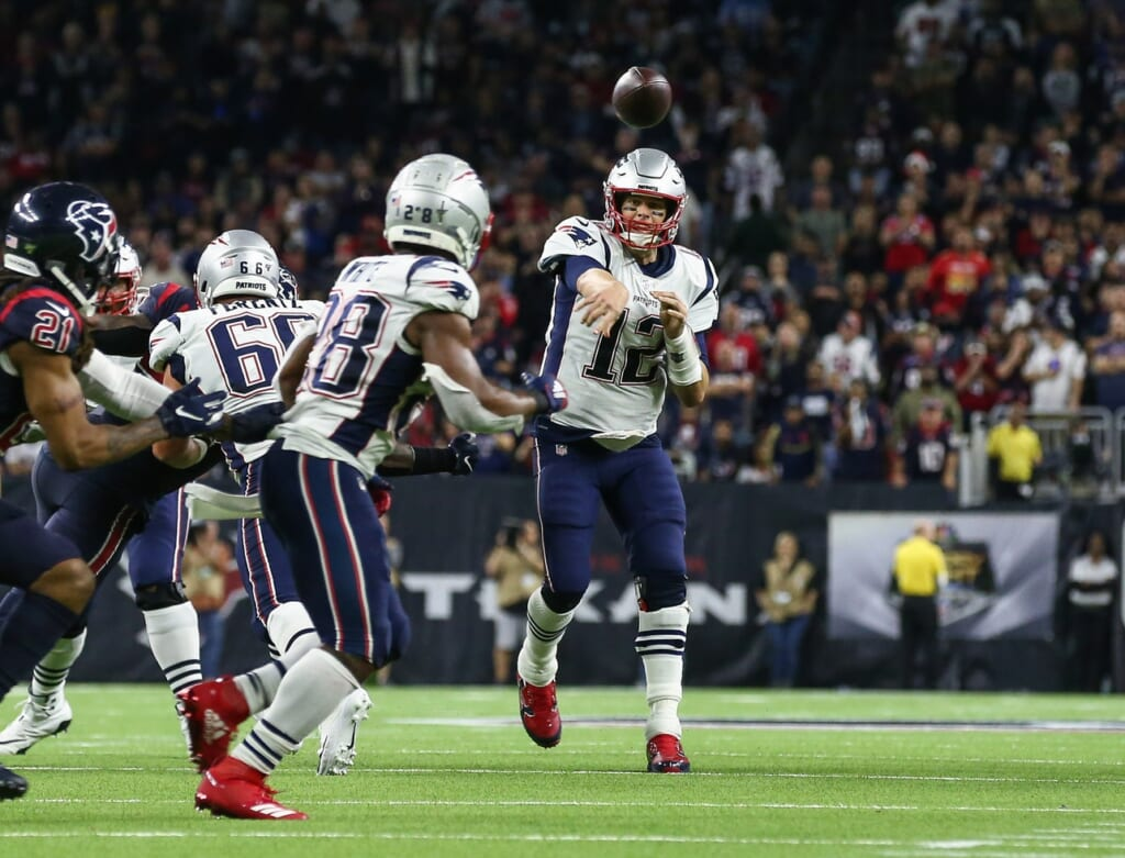 New England Patriots' free-agent additions should benefit James White