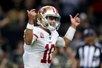 Green Bay Packers trade for Jimmy Garoppolo