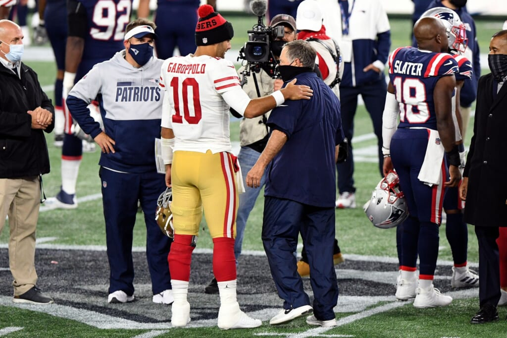 Why Jimmy Garoppolo will be hard to trade