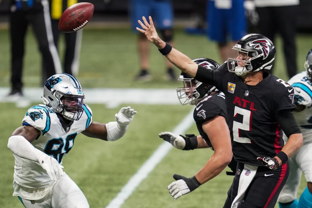 Atlanta Falcons boost pass rush with Kawann Short