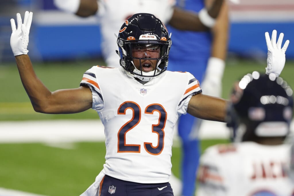 Chicago Bears reportedly may cut cornerback Kyle Fuller to clear cap space
