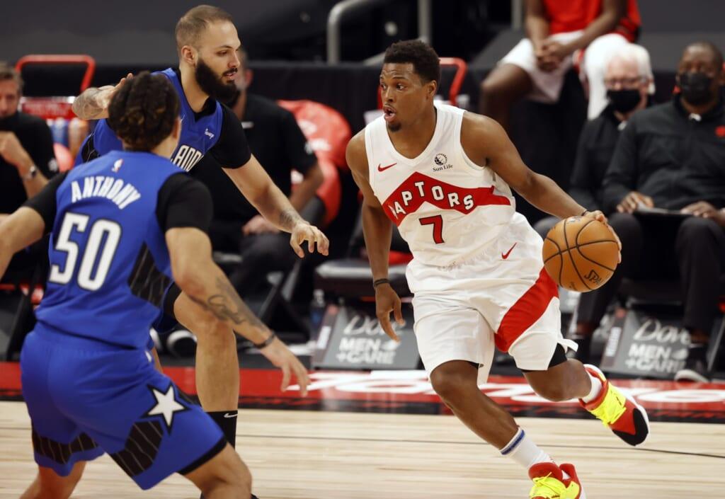 Miami Heat trade for Toronto Raptors point guard Kyle Lowry