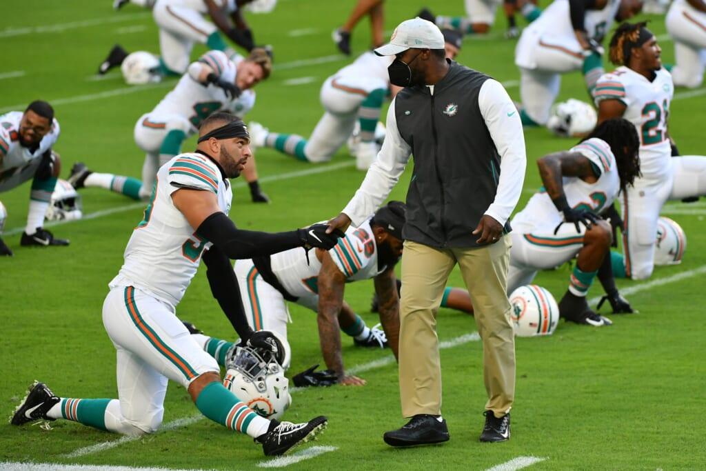 Outlook for Kyle Van Noy, Dolphins defense after split