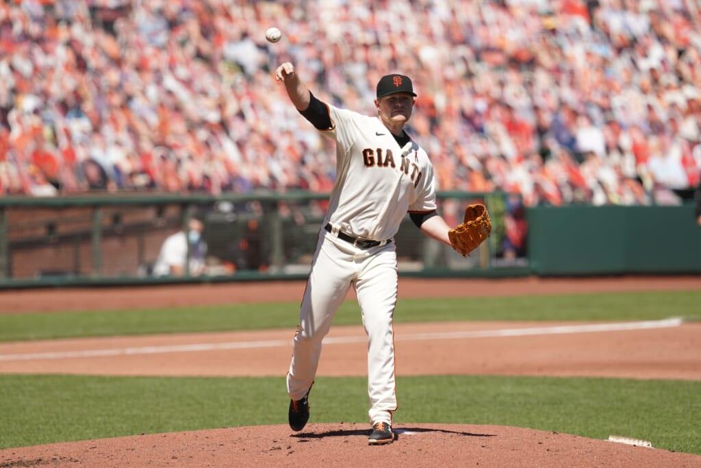 San Francisco Giants X-factor for 2021 MLB season: Logan Webb