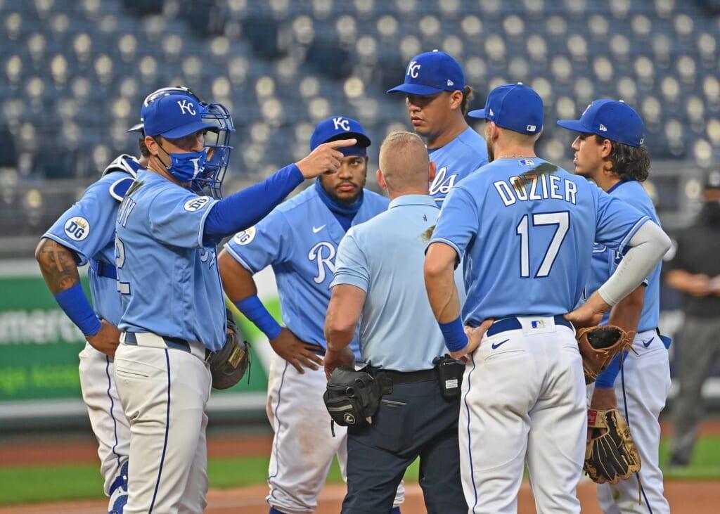 AL Central threatens to quiet Kansas City Royals