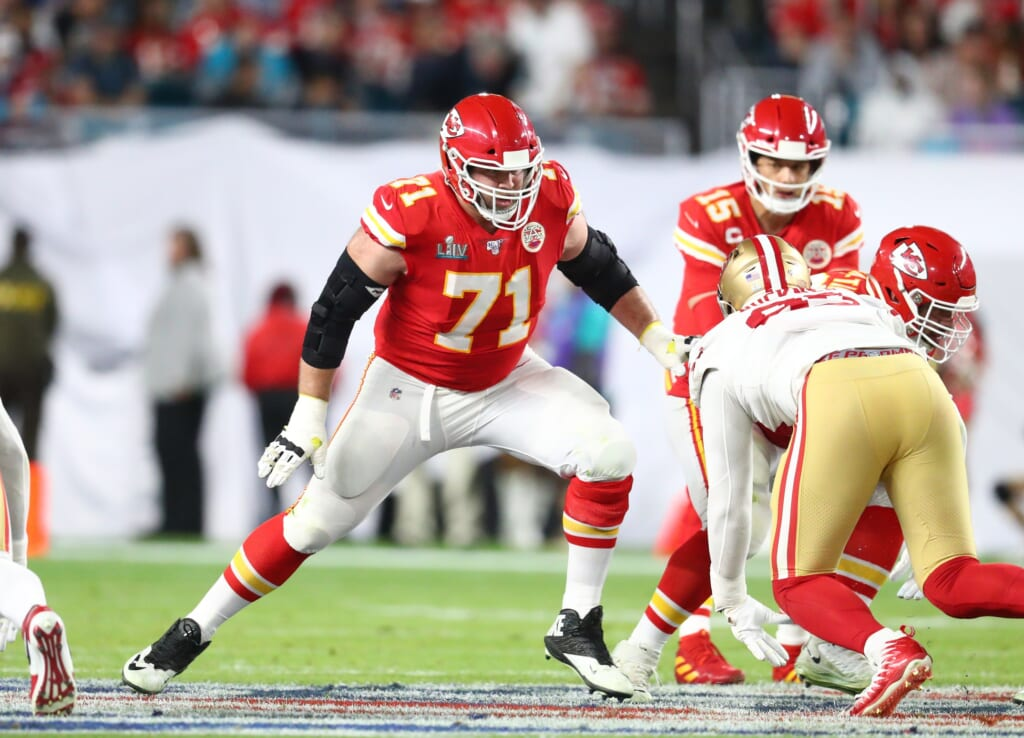 Kansas City Chiefs offense in danger of 2021 collapse after cuts