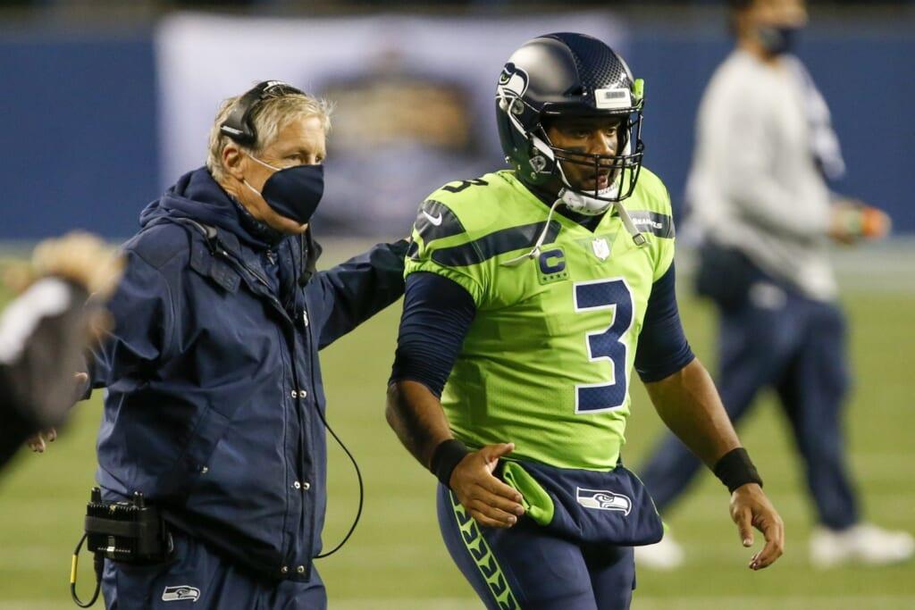NFL free agency, Seattle Seahawks