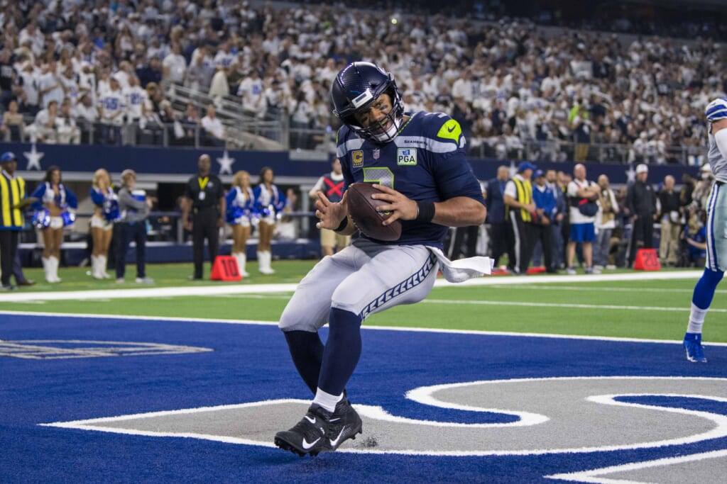 Most realistic Russell Wilson trade suitors