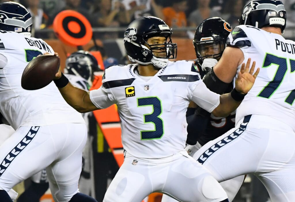 Chicago Bears 2021 outlook with Russell Wilson at QB