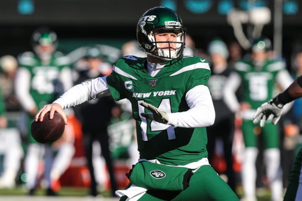 Sam Darnold trade to the Denver Broncos?