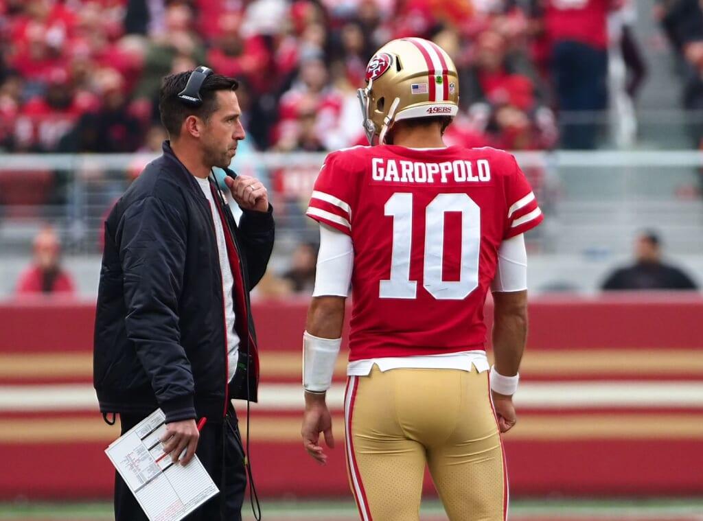 San Francisco 49ers, Jimmy Garoppolo