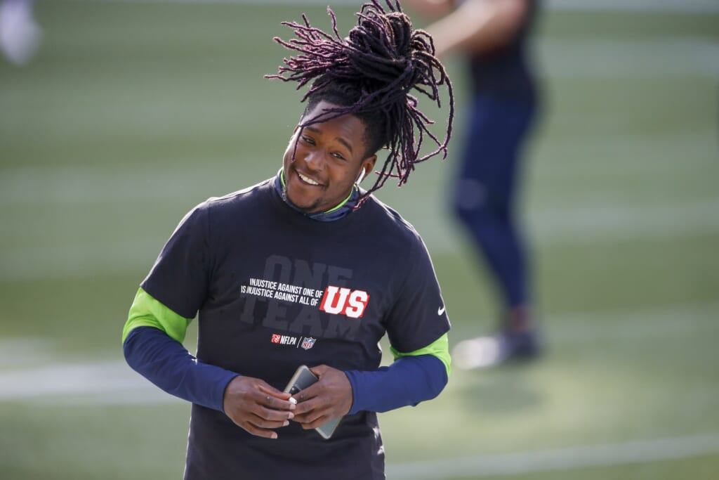 What Shaquill Griffin's arrival means for Jacksonville Jaguars