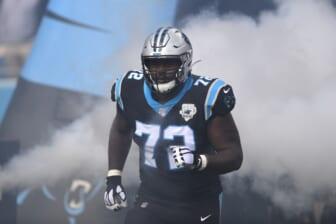 Carolina Panthers sign Taylor Moton to huge four-year extension