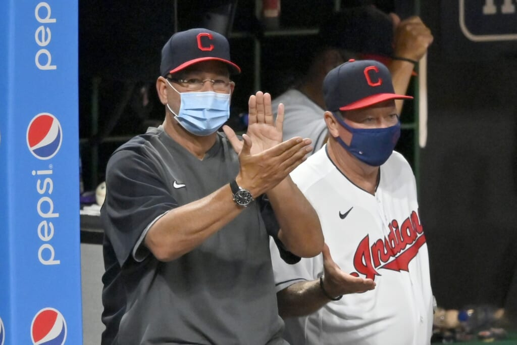 Terry Francona has a well-versed Cleveland Indians positional depth chart