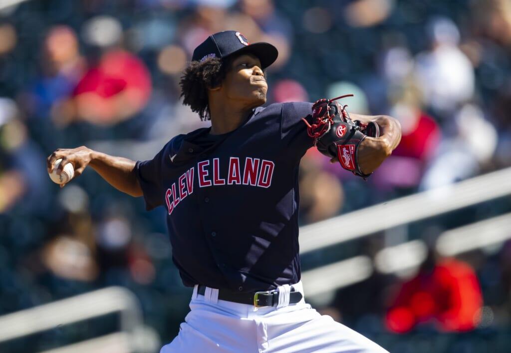 Cleveland Indians boast strong starting rotation despite huge losses