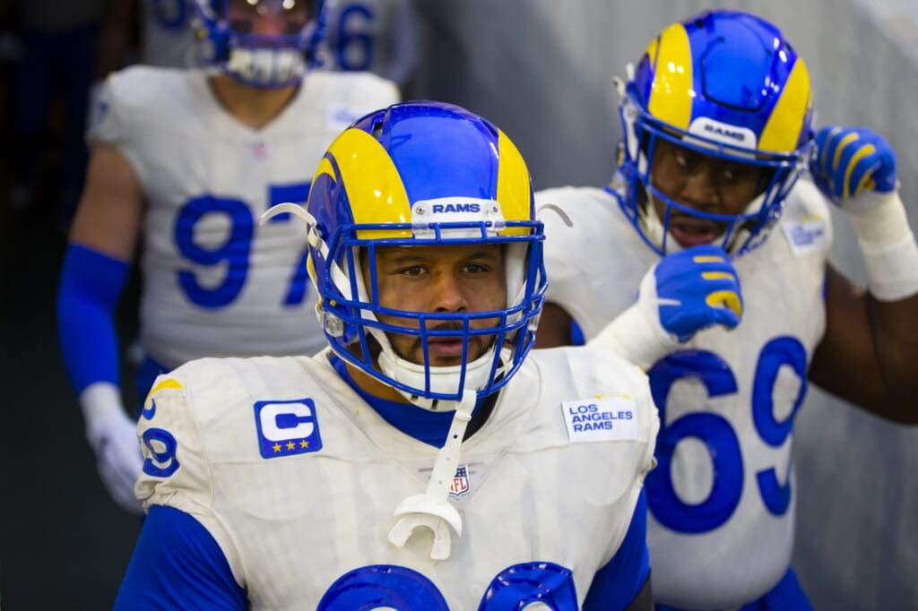Top defensive lines in the NFL: Los Angeles Rams