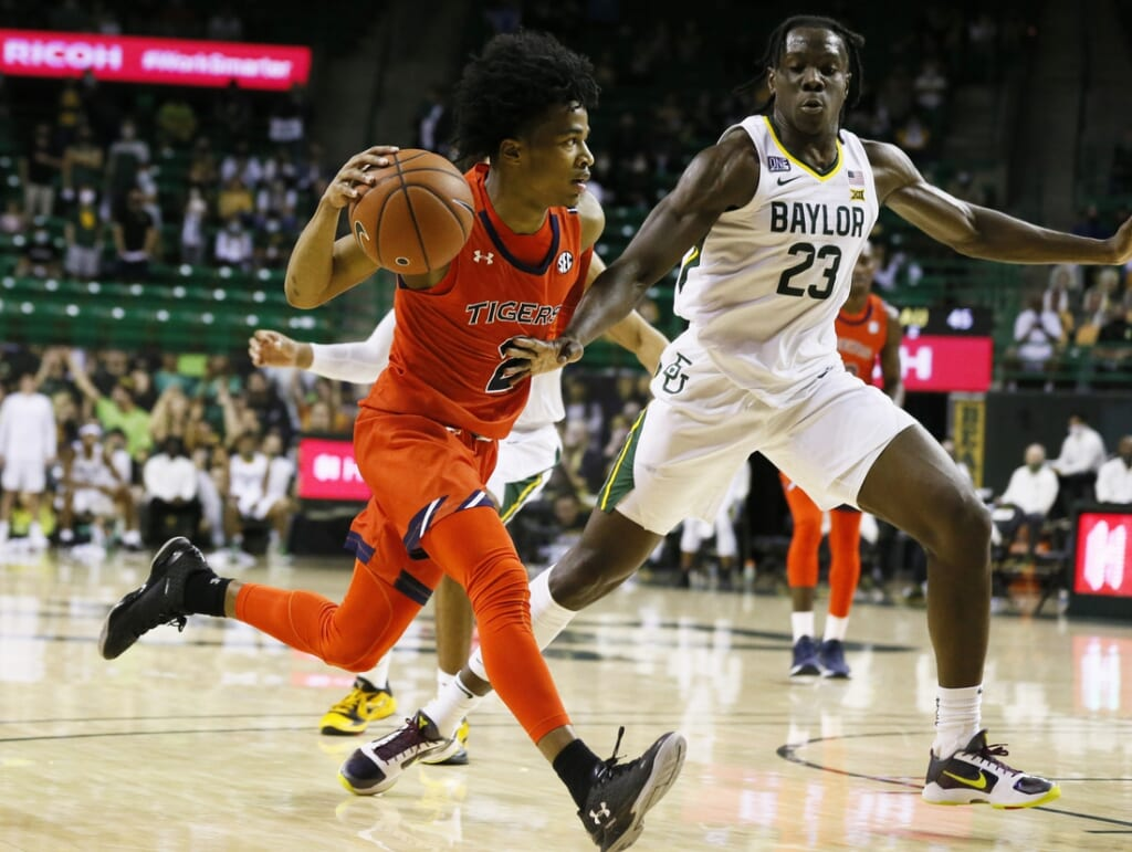 NBA mock draft: Sharife Cooper