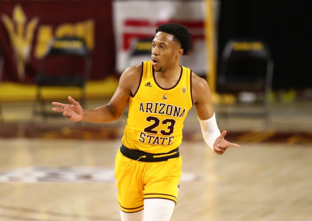 NBA mock draft: Marcus Bagley