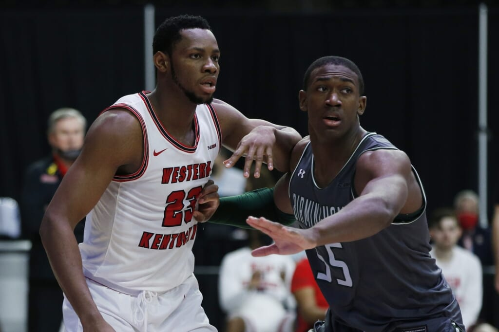 NBA mock draft: Charles Bassey