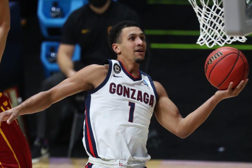 Jalen Suggs, 2021 NBA Draft
