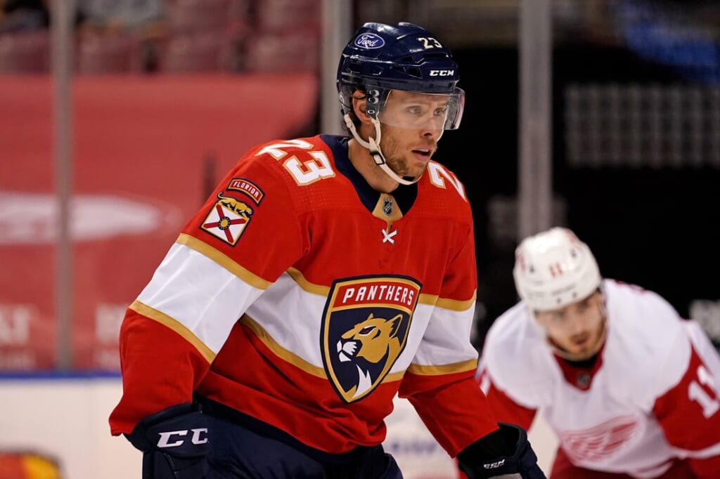 NHL power rankings: Florida Panthers