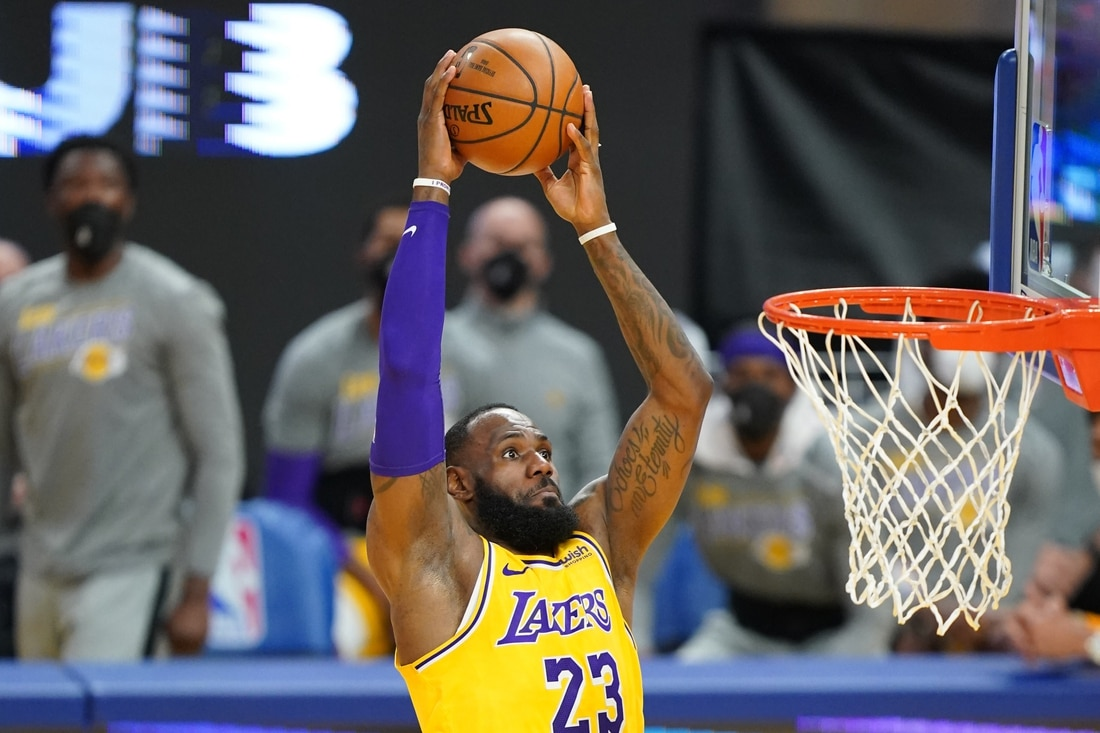 Los Angeles Lakers don't have White House visit on schedule