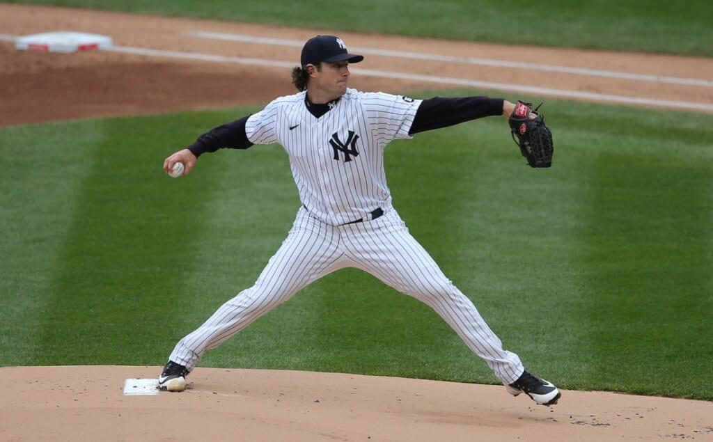 MLB pitcher Gerrit Cole, New York Yankees